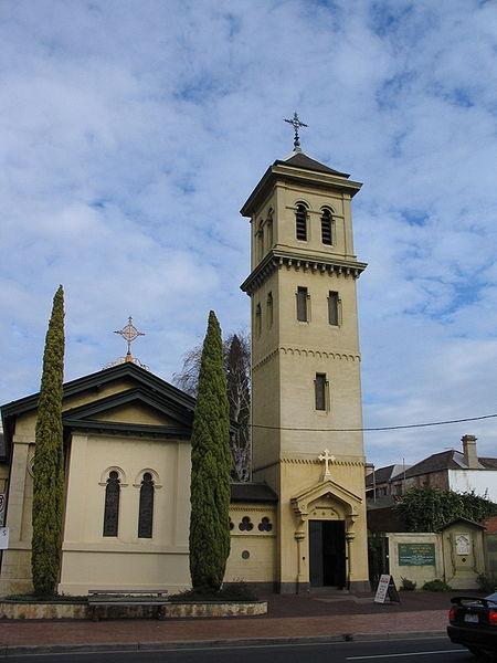 christ church brunswick melbourne victoria
