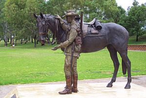 light horse memorial tamworth nsw