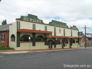 telegraph hotel, tenterfield , nsw