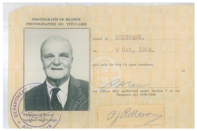 tim rollason 1964