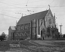 St_Paul's_Church,_Auckland,_1909