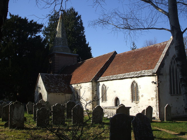 st nicholas church , brockenhurst