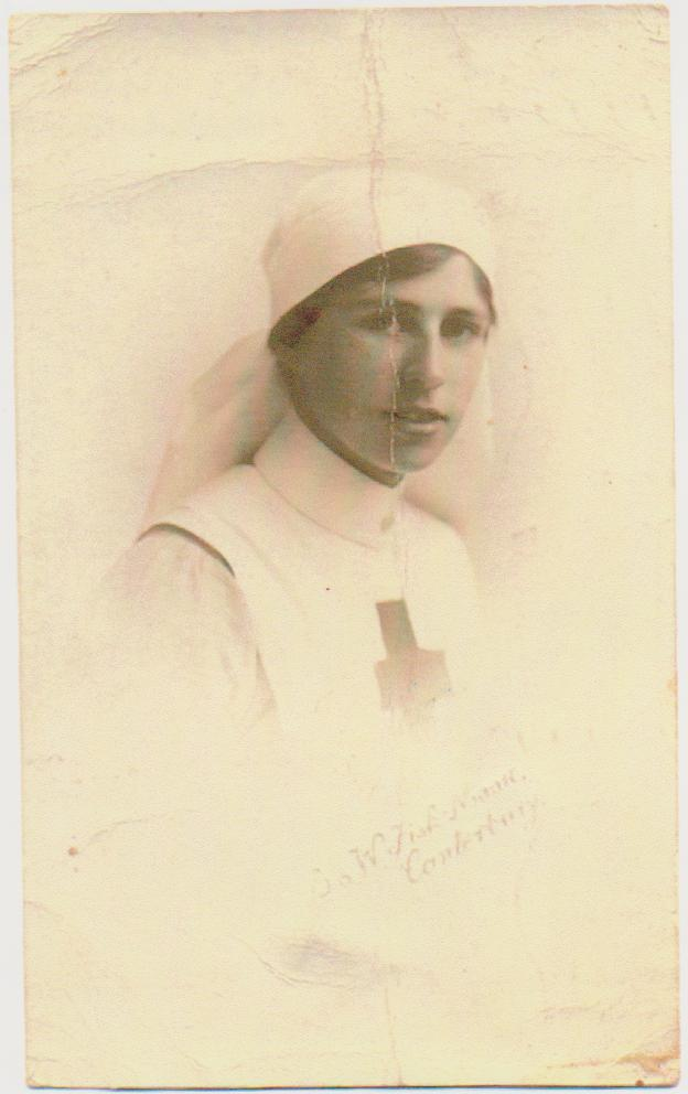 Phyllis stubbs taken during the war