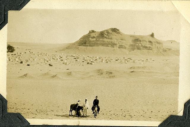 eric stubbs egypt 1918