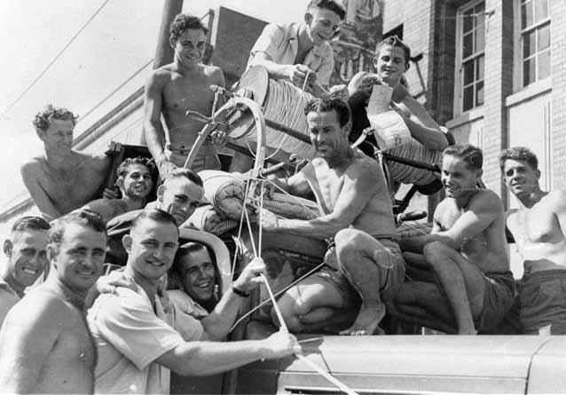 1946 off to the titles at mooloolaba