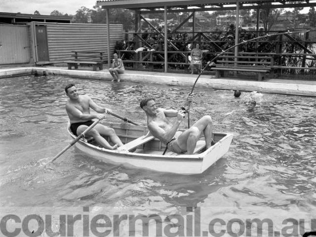 davies park baths 1952