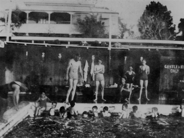 davies park baths date unknown