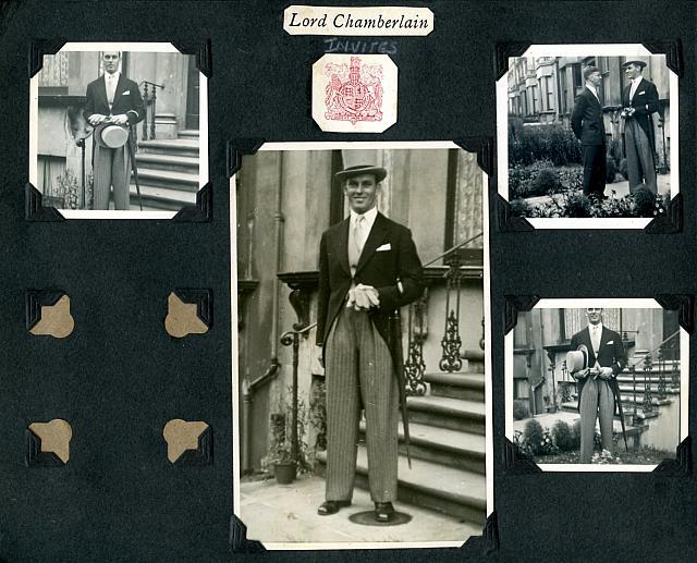 lord chamberlain invites, 1953
