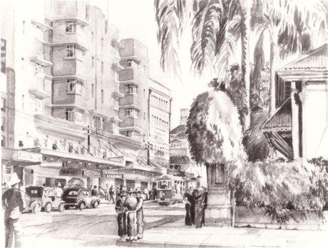 lennons hotel 1949