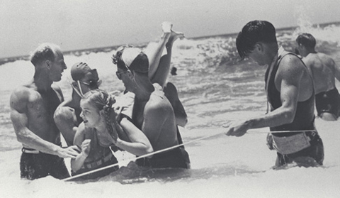 rescue at kirra 1948