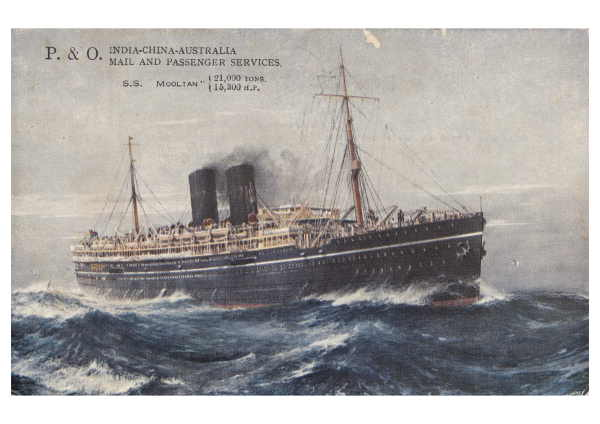 SS Mooltan