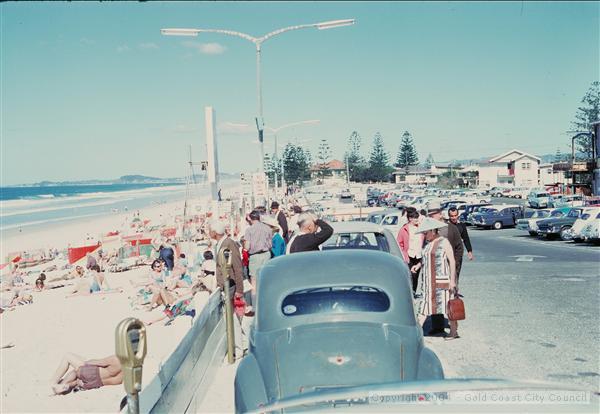 surfers paradise 1950s