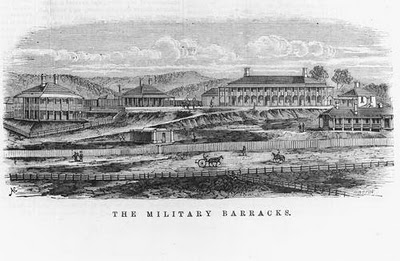 Victoria _Barracks_1872_from John Oxley library