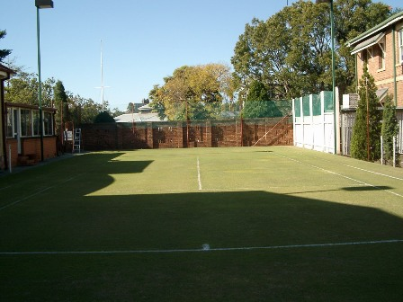 victoria barracks tennis court 2004