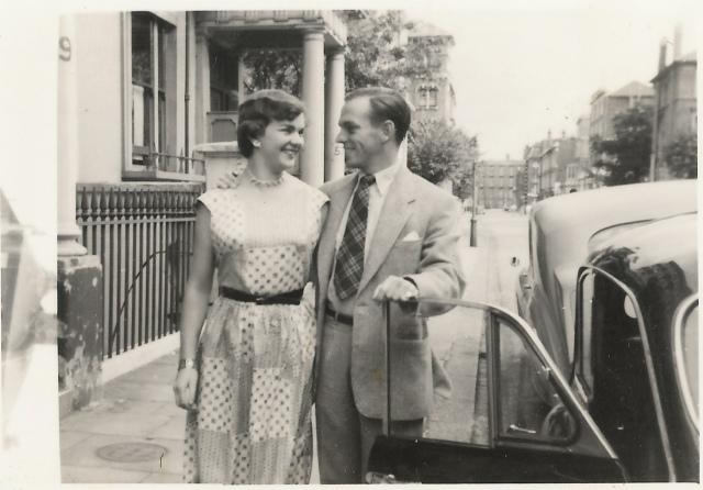 1955 john and joan, looks like 57 denbeigh street? where mum was living ?
